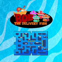 BOB The Delivery Fish